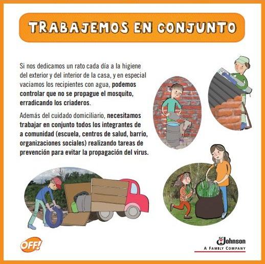 La campaña apunta a la concientización y la prevención de las enfermedades transmitidas por el mosquito Aedes Aegypti